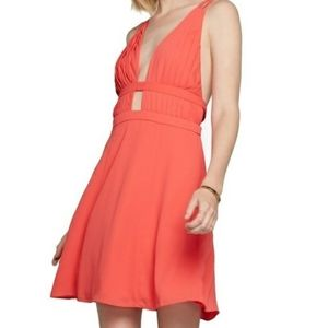 Fame and Partners Watermelon Party Dress